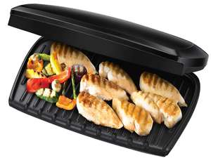 George Foreman 10 Portion Entertaining Grill - £32 + Free Click & Collect ONLY @ Dunelm