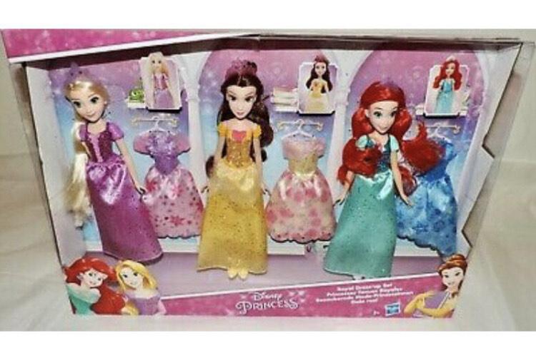 Disney Royal Princess dress up set - £15 instore @ Tesco