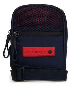 Superdry Sports Pouch £7.50 Free delivery @ Superdry