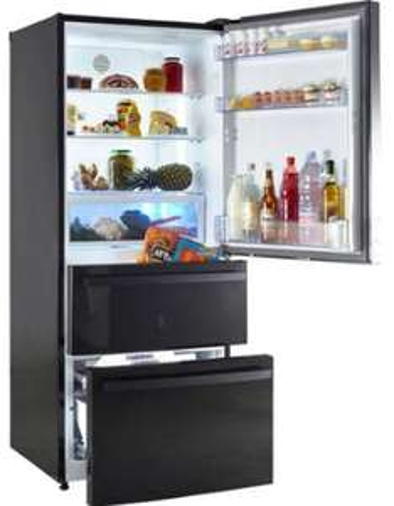 Beko ASML142B 462L American Style Multi Door Fridge Freezer - Black £358.99 delivered @ Appliances Direct