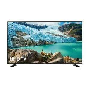 "Samsung UE50RU7020 50"" Smart 4K Ultra HD TV with HDR10+ And Apple TV £319 With Registration @ AO"