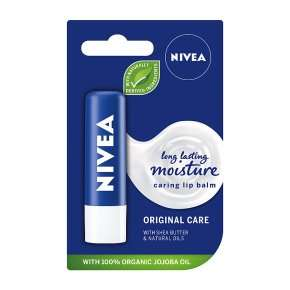 Waitrose - Nivea Original Care Lip Balm - 76p @ Waitrose & Partners