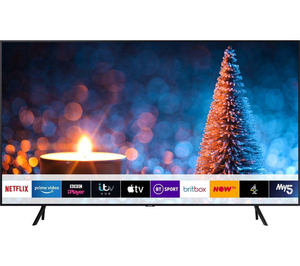 "SAMSUNG UE70RU7020KXXU 70"" Smart 4K Ultra HD HDR LED TV - £649 @ Currys"