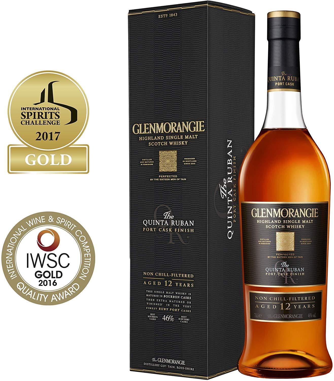 Glenmorangie Quinta Ruban Single Malt Whisky - £36 @ Amazon