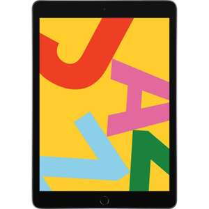 "Apple iPad 10.2"" 2019 WiFi 32GB Grey/Silver/Gold - £263.99 @ HDEW Cameras"
