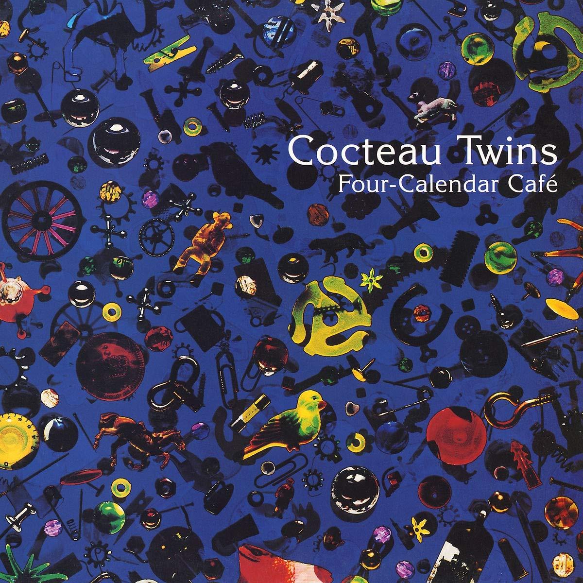 Cocteau Twins - Four Calendar Cafe [VINYL] now £9.99 (Prime) + £2.99 (non Prime) at Amazon