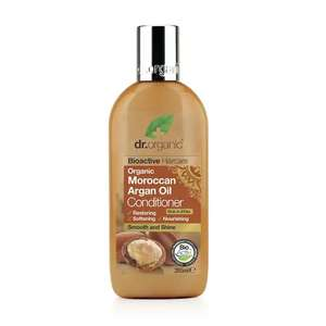 Lots of Dr Organic products in penny sale at Holland & Barrett from £1.99 (free C&C)