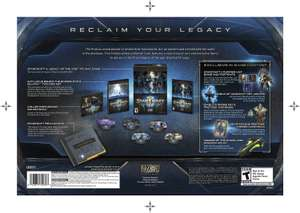Starcraft II (2): Legacy of the Void - Collector's Edition at 365Games for £32.49
