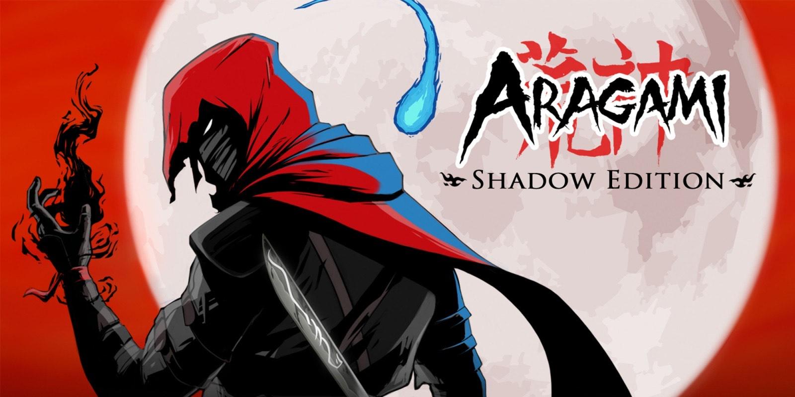 Aragami Shadow Edition at Nintendo eShop for £9.99