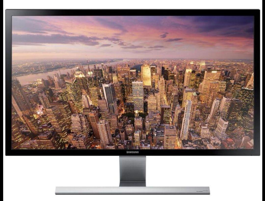 "Samsung U28E590DS 4K Ultra HD LED PC Monitor, 28"", Black £179 @ John Lewis & Partners"