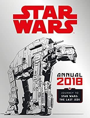 Star wars annual 2018 (Egmont annuals 2018) £1.81 @ Amazon Prime (£2.99 p&p non Prime)