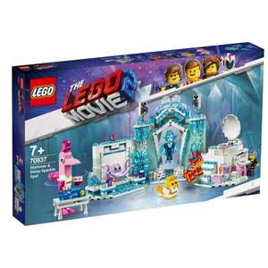LEGO THE LEGO MOVIE 2 70837 Shimmer & Shine Sparkle Spa! now £24 + £2 click and collect at John Lewis & Partners (free on £30+ spend)