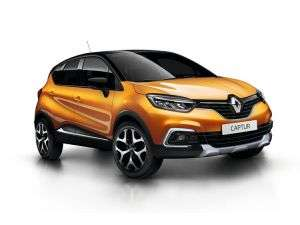 Renault Captur Iconic £153 p/m NO DEPOSIT @ Mad Sheep Leasing (£5538.60 total)