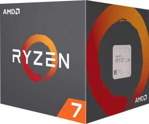 AMD Ryzen 7 3800X Processor (8C/16T, 36MB Cache, 4.5 GHz Max Boost) for £318 at Amazon sold by CPU-WORLD-UK LTD