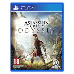 Assassin's creed Odyssey PS4 £16.99 @ Smyths Toys