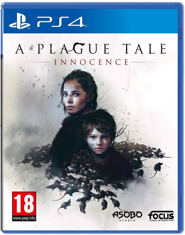 A Plague Tale: Innocence (PS4) £21.17 @ Amazon