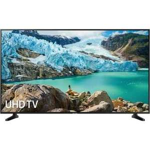 Samsung UE55RU7020 55 inch 4K Ultra HD With HDR10+ Smart LED TV with Apple TV app £349 @ Electrical Discount UK, £332 with 4.8% Quidco