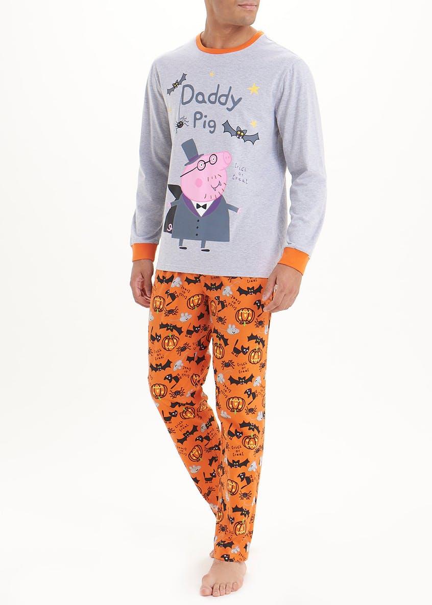 Pippa pig men's pyjamas size L £5 (Free Click & Collect) @ Matalan