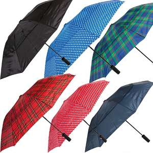 2 x Vented Windproof Umbrella (BOGOF) £15.38 delivered from Coopers of Stortford