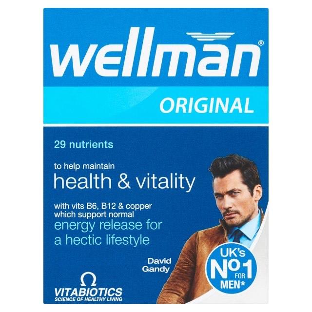Wellman & wellwoman reduced £3.50 @ Morrisons