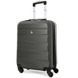 Aerolite (55x40x20cm) Lightweight Hard Shell Cabin Hand Luggage for £26.60 delivered @ Packed Direct
