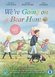 We're Going on a Bear Hunt [DVD] £2.99 (+£2.99 Non Prime) @ Amazon