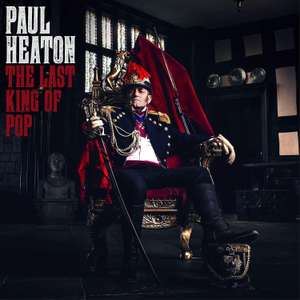 The Last King of Pop (CD) by Paul Heaton (includes free autorip MP3 version) £2.99 (+£2.99 Non Prime) @ Amazon