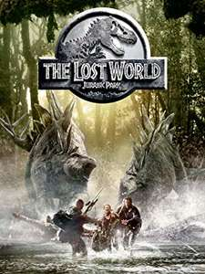 The Lost World: Jurassic Park (4K UHD) £4.99 to own @ Amazon Prime Video