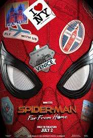 Spider-Man: Far From Home & Detective Pikachu Prime Video HD Rental £1.99 (Each)