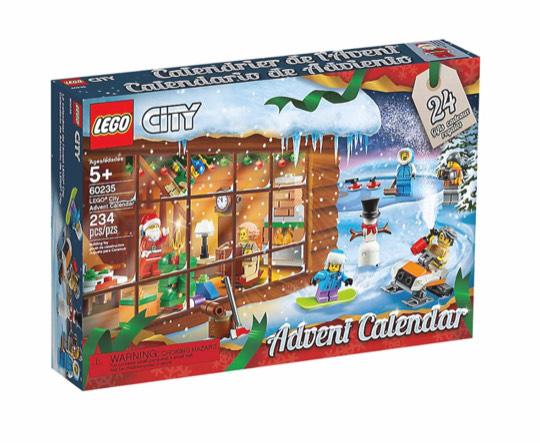 LEGO City Advent Calendar £7.49 @ Ryman