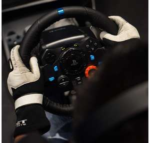 Logitech G29 Driving Force Racing Wheel and Floor Pedals, Real Force Feedback £165.98 at Amazon