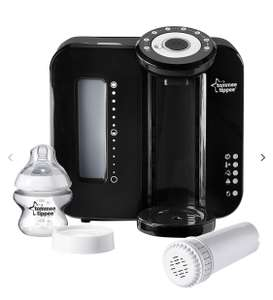 Tommee Tippee Perfect Prep Machine, Black £60 at John Lewis & Partners