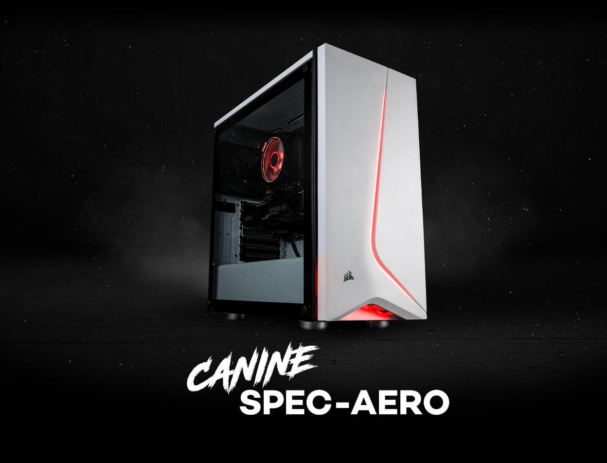 AlphaSync Canine Ryzen 7 RTX 2080 16GB 2TB HDD 240GB SSD Gaming PC £1,199.93 at Ebuyer
