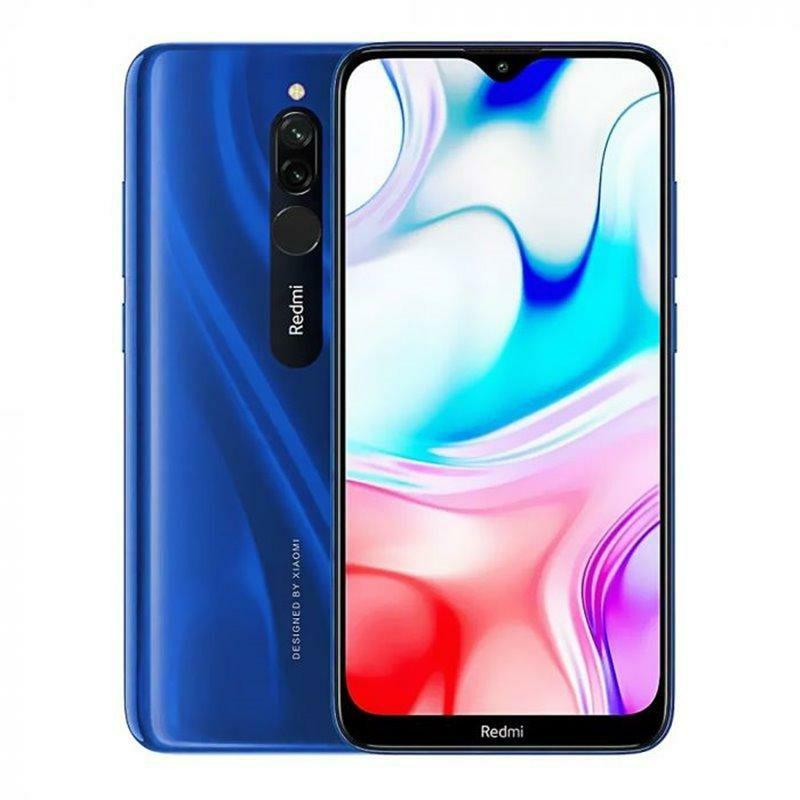 Global Version Xiaomi Redmi 8 4GB 64GB Snapdragon 439 Octa Core 12MP Dual Camera Mobile Phone 5000mAh Large Battery OTA £117.22 @ DHgate