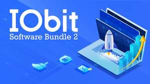 ioBit Software Bundle 1 Year Sub @ Fanatical - Only 99p 3 products / £3.69 7 products / £6.49 8 products
