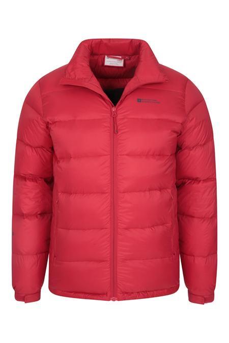 Men's Down Packaway Jacket 600 Fill Power £37.50 at Mountain Warehouse