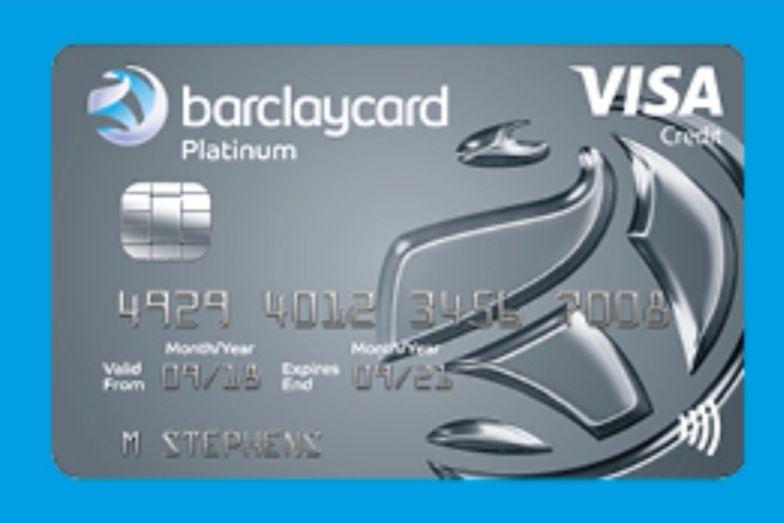 Barclaycard Platinum Credit Card 0% 18 Months Balance Transfer NO FEES - Possible £44 cashback