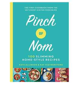 Pinch of Nom cook book £5.99 at Aldi Hastings but national