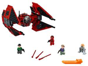 Lego Star Wars Major Vonregs Tie Fighter £48.74 @ Amazon
