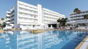 14 nights all inclusive 3* plus hotel in Ayia Napa for 2 adults and one child £1737- Visit site for £200 off code @ First choice holidays