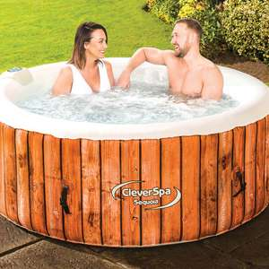 Clever Spa Sequoia Inflatable Hot Tub - £279 Delivered @ Go Outdoors