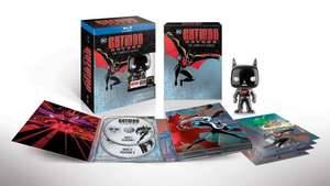 Batman Beyond: The Complete Series Limited Edition (Blu-Ray) - £44.99 at Warner Bros Shop with code