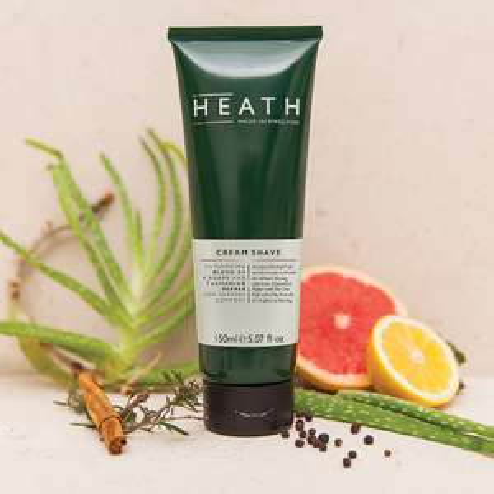 Heath Shaving Cream £4.98 delivered @ Qwerkity