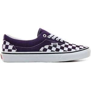 VANS Mens Checkerboard Era Shoes (2 colours) £28.50 + Free Delivery @ VANS
