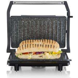 Tower Stainless Steel 750W Mini Panini Press for £10.79 @ Robert Dyas (Free Click & Collect)