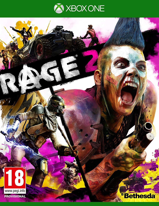 Rage 2 (Xbox One) for £5 (Prime), £9.49 (Non Prime) delivered @ Amazon