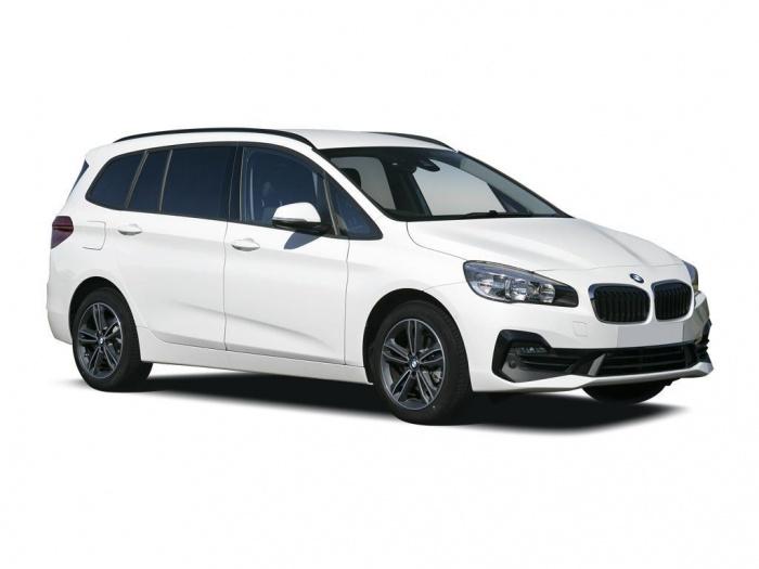 BMW 2 Series Gran Tourer 218i M Sport 5dr Step Auto £555.48 Deposit + £0 Admin + £185.16 pm x 23 months = £4,814.16 at whatcar.com