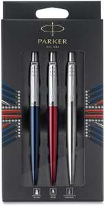 Parker Jotter London Trio Discovery Pack for £10.72 (Prime) / £15.21 (non Prime) at Amazon