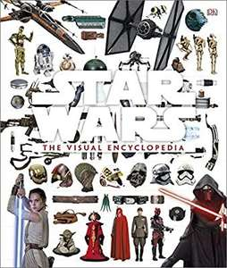 Star wars the visual encyclopedia £5 @ Amazon prime (£2.99 p&p non prime or free delivery on orders over £10)