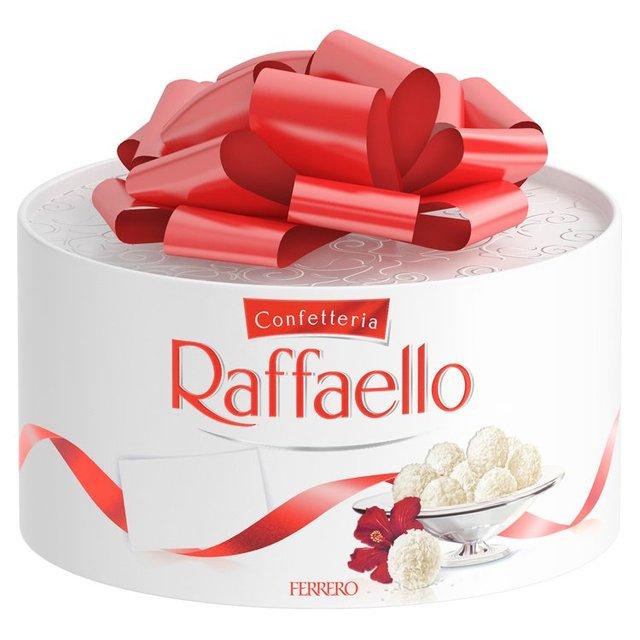 Ferrero Raffaello 102g 50p Tesco instore